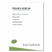 Piano Album (IAN LAWSON)